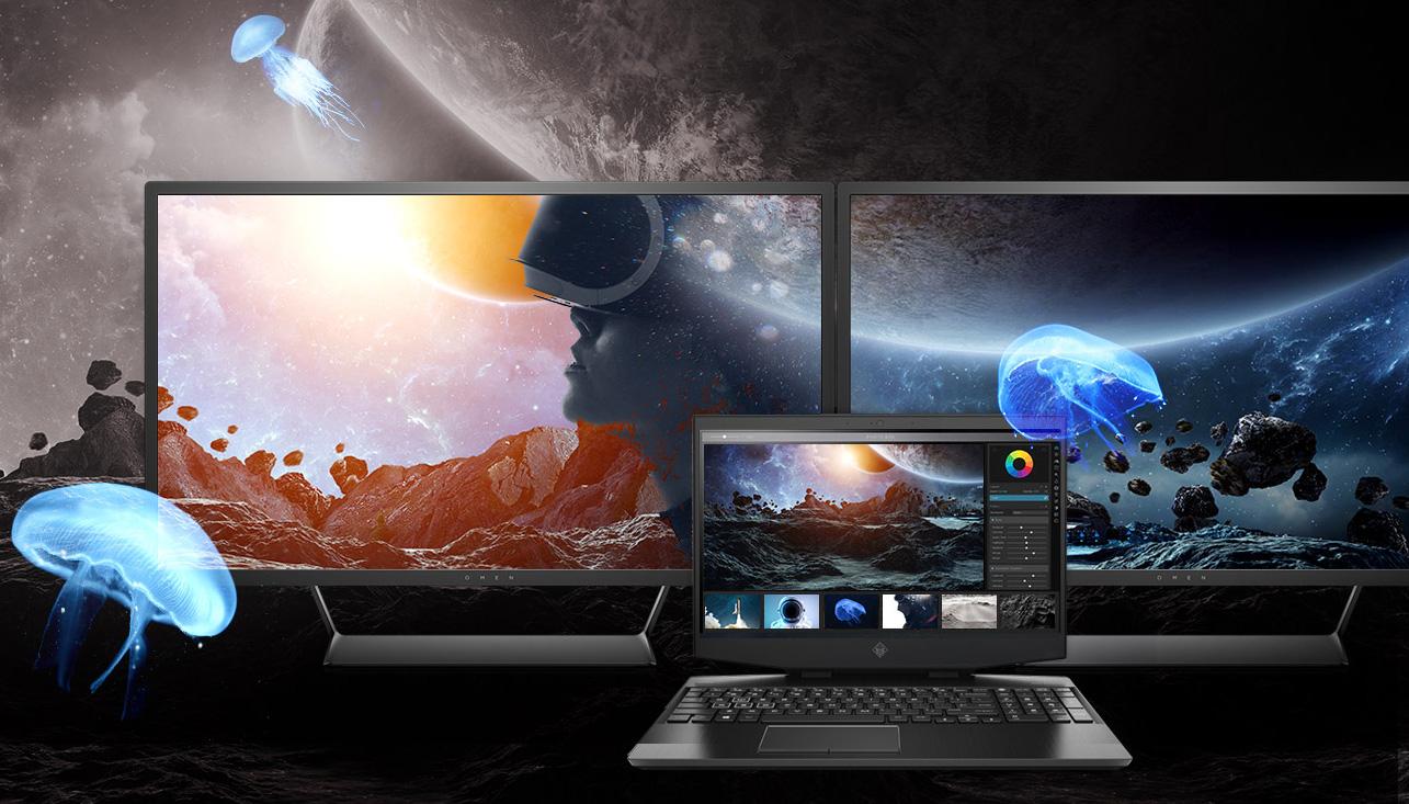 HP ENVY Desktop PC