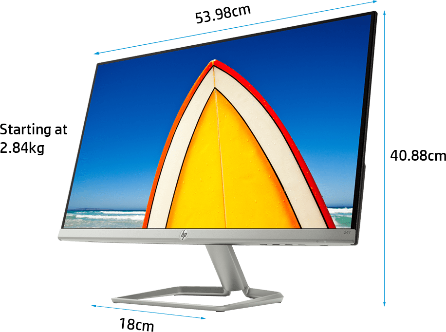 HP 24f Display