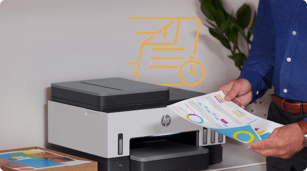 Fast automatic two-sided printing for maximum productivity